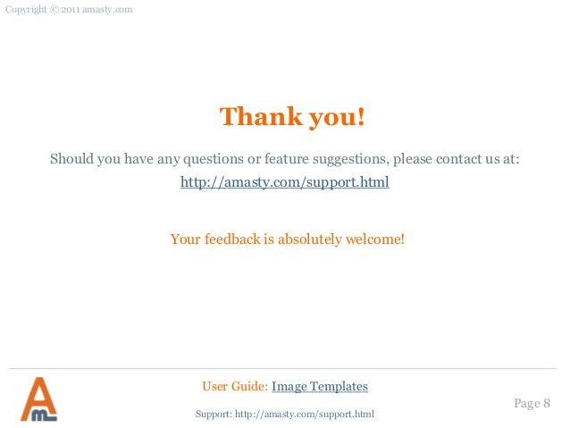 Image Templates: Magento extension by Amasty. User Guide.