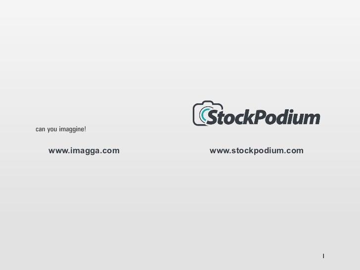 www.imagga.com   www.stockpodium.com                                       1
