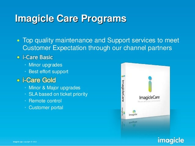 Imagicle Skype Video Gateway - 2013 ENG