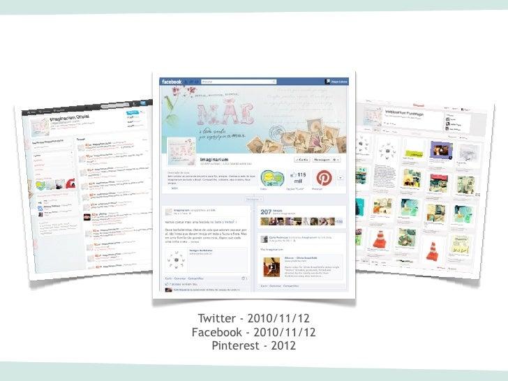 Twitter - 2010/11/12Facebook - 2010/11/12   Pinterest - 2012
