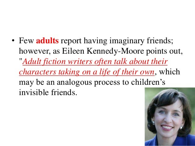 imaginary friends in adults