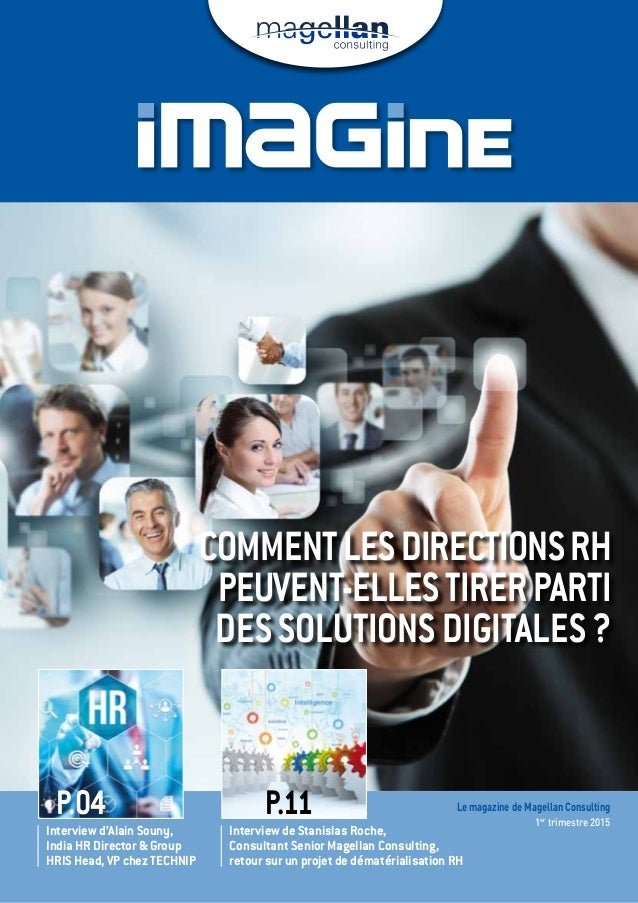 Interview d'Alain Souny, India HR Director & Group HRIS Head, VP chez TECHNIP Interview de Stanislas Roche, Consultant Sen...