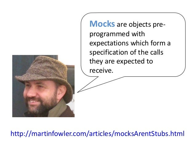 """UserService User getUser(UserId) I expect """"selectUser()"""" to be called once Mock UserService's output is now deterministic!..."""