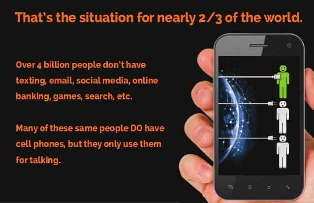 life without internet My life without a smartphone  in fact, according to research from the pew research center's internet & american life project, as of january,.
