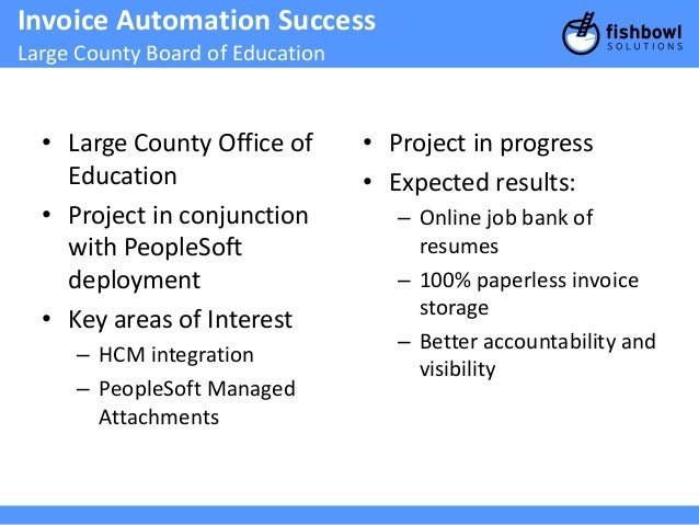 accelerate your peoplesoft accounts payable process into