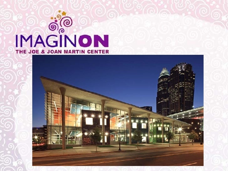 Destination: ImaginOn!