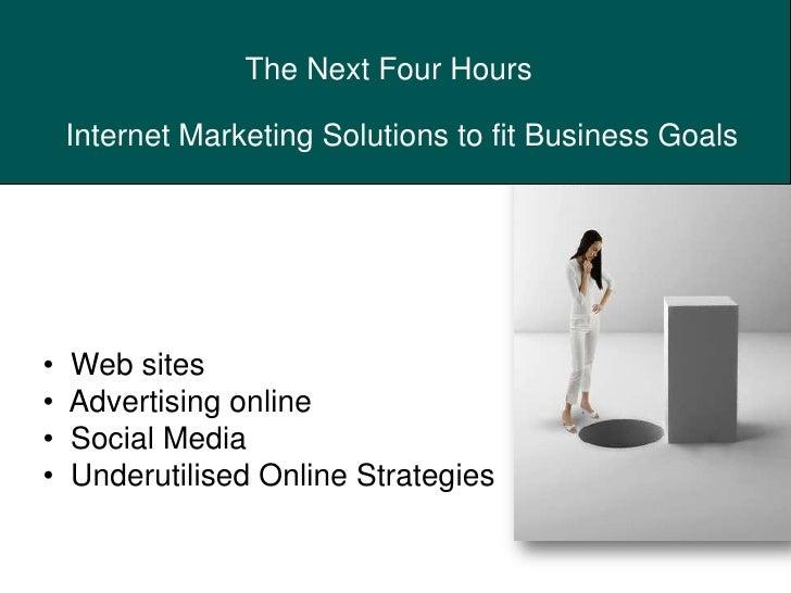 Internet Marketing Academy Melbourne Presentation September 2009