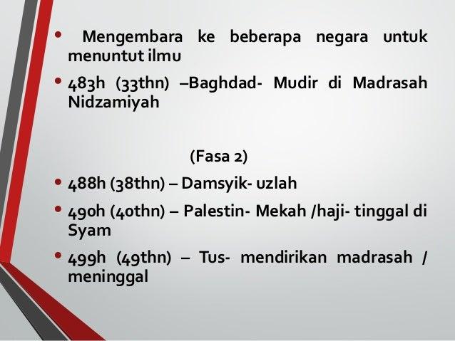 SUMBANGAN  1. Penasihat kepada Perdana  Menteri  2. Pensyarah Kanan di Universiti  Nizamiah  3. Mendukung aliran ahli sunn...