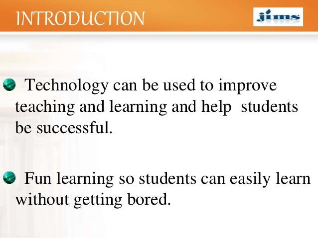 impact of technology in learning Impact of technology on education  impact of technology on learning mohamed faizudeen effects of technological device to students kollins lolong.