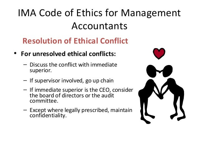 Institute Of Management Accountants - IMA
