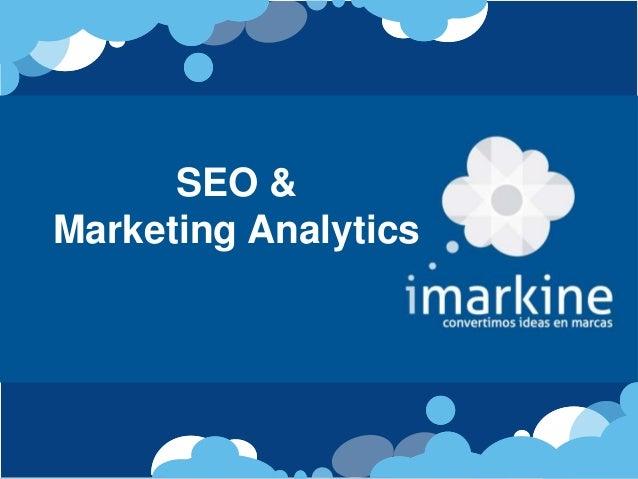 SEO & Marketing Analytics