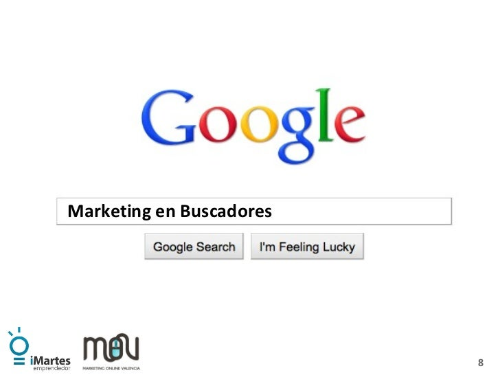 Marketing en Buscadores