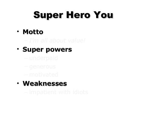 i u0026 39 m a super hero icebreaker