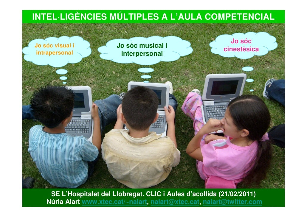 Im aula competencial