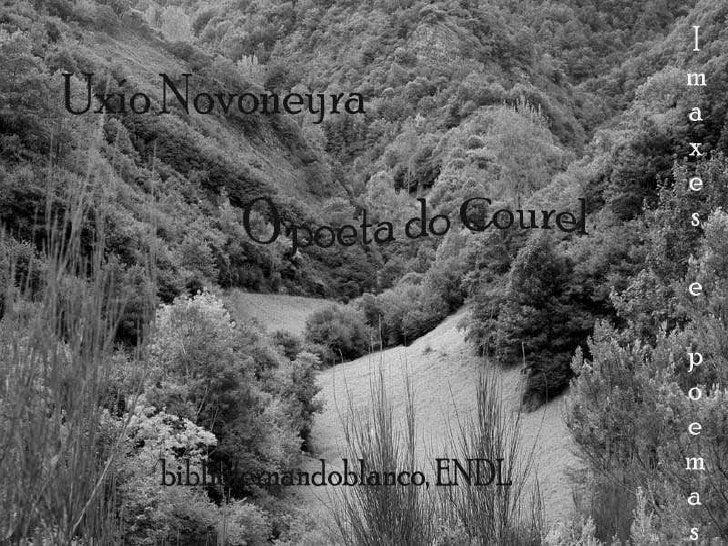 Poemas e imaxes de Novoneyra
