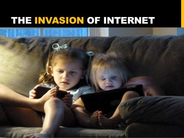 Children of the internet Slide 2
