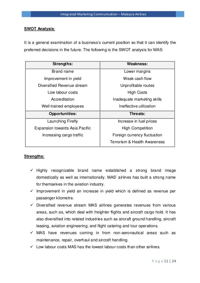 digi com berhad swot analysis Digi com berhad organization chart marketing essay digi com berhad is listed on bursa malaysia securities 23 perform swot analysis 231 strength of digi.