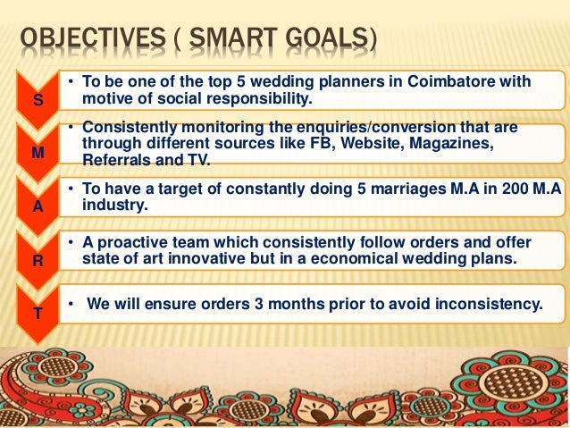 Integrated Marketing Communications Wedding Planning Industry