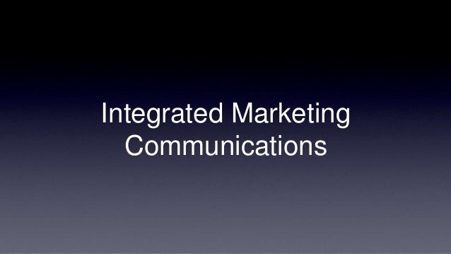 integrated marketing communications apple Start studying chapter 1 - integrated marketing communications learn vocabulary, terms, and more with flashcards, games, and other study tools.