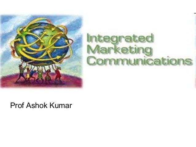 Prof Ashok Kumar
