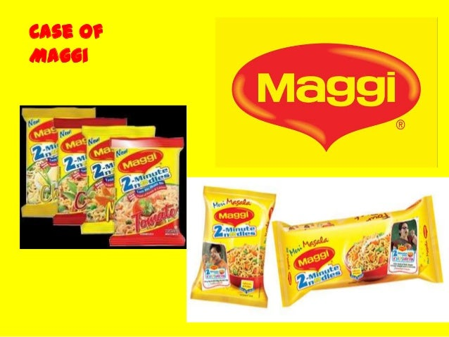 imc maggi How nestle is tackling the maggi crisis in india: the probable pr campaign  multi-pronged pr campaign and acts to justify maggi's stance followed by imc campaign that will mostly be based on 'your loved maggi is back after going through stringent safety checks and getting accredited by international agencies as safe' with people.