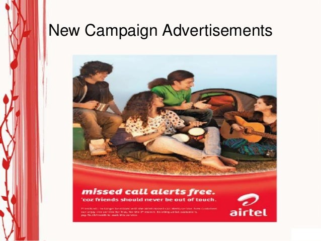 New Campaign Advertisements