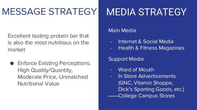 Quest Nutrition Imc Campaign