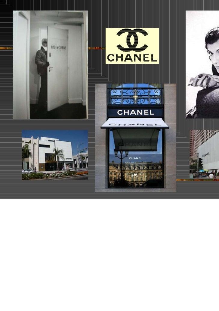 AGENDA1st topic History                 P31.1 The Coco Chanel Era           P31.2 Post-Coco through today       P52nd topi...