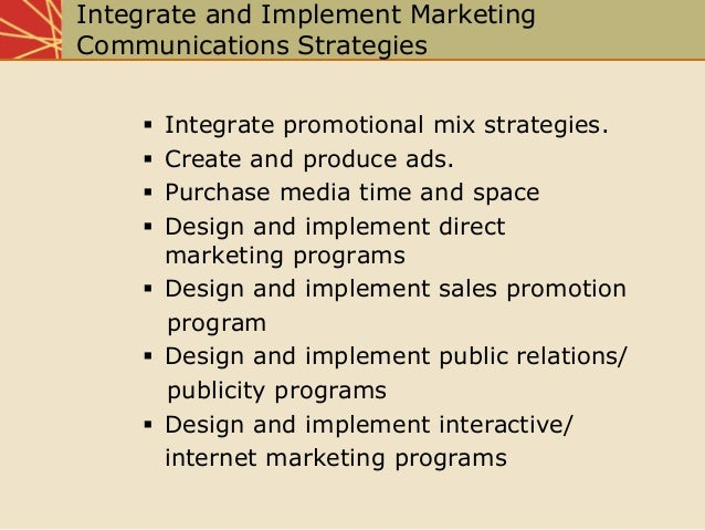 how integrated marketing communication tools helped Retail marketing this free course is of important marketing communication tools widely used in can help guide your choice of which communication tool to use.