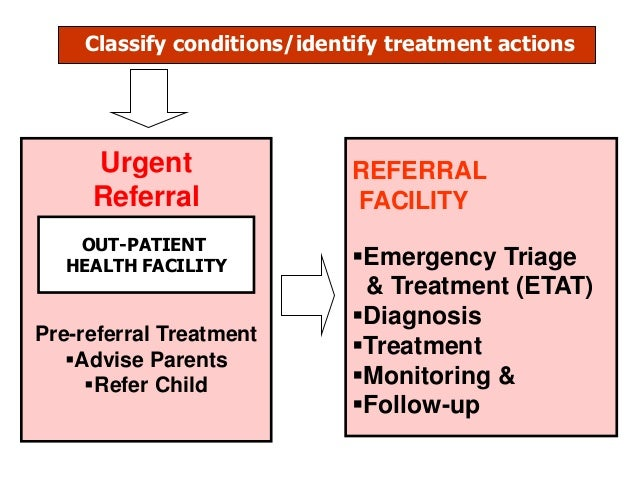 For many sick children a single diagnosis may not be apparent or appropriate  Presenting complaint  Cough and/or fast br...