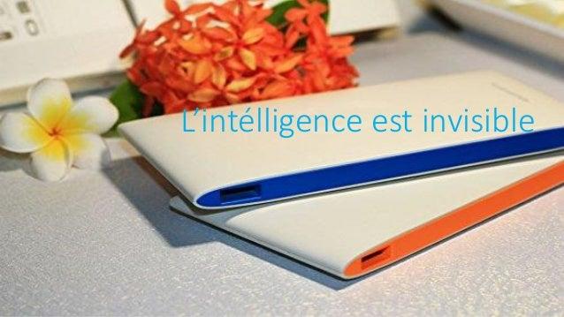 L'intélligence est invisible