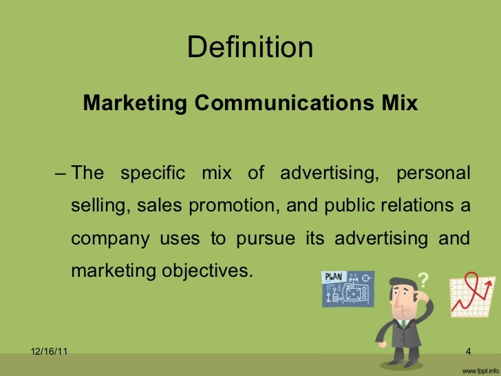 integrated marketing communications definition