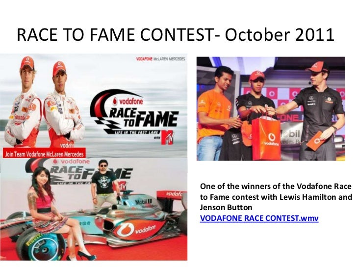 Vodafone Fun Campaign            • Campaign launched              with IPL 5 in 2012            • Stands for to do        ...