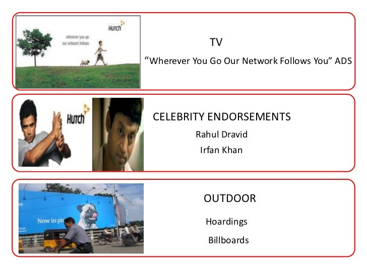 """TV""""Wherever You Go Our Network Follows You"""" ADS CELEBRITY ENDORSEMENTS           Rahul Dravid            Irfan Khan       ..."""