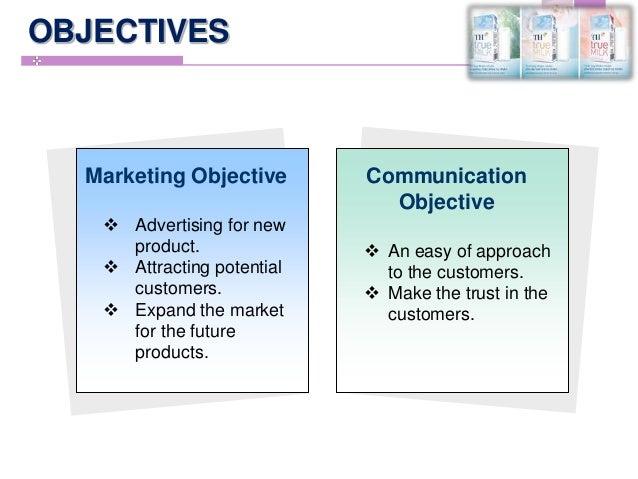 Integrated Marketing Plan for TH True Milk
