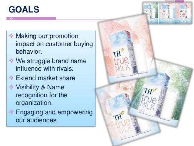 th true milk marketing plan View ngan ha nguyen's profile on linkedin trade marketing manager th true milk budget plan & execute the plan to meet sales and inventory targets.