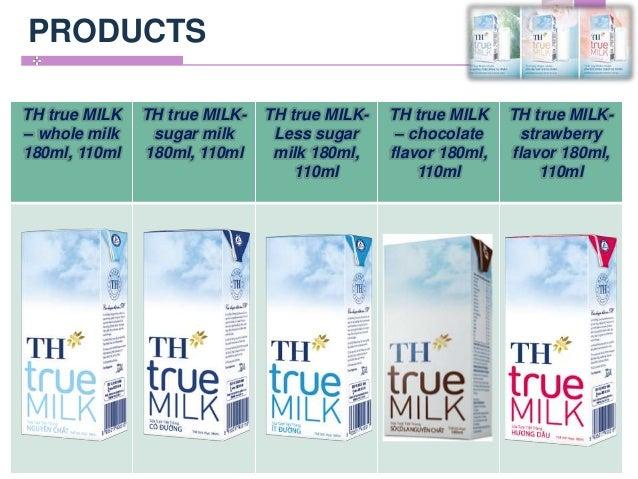 th true milk marketing plan Th true milk marketing plan intructor: phd le trung thanh prepared by milky  way group nguyen tung van nguyen thanh tu dinh thi ngoc nguyen thuy.