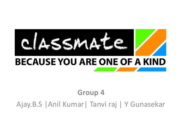 ITC Classmate - IMC project