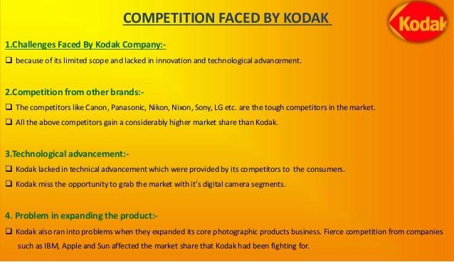 why kodak failed The announcement of kodak going bankrupt was a shocker not a shocker  because you couldn't see it coming, but a shocker because yet.