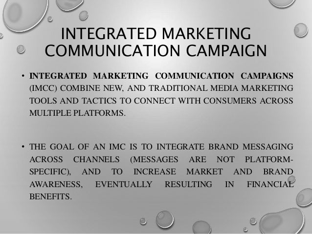 The Steps in Developing an Integrated Marketing Communication Plan