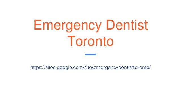 Emergency Dentist Toronto | Dental Care007 Call Us Today For Free Est…