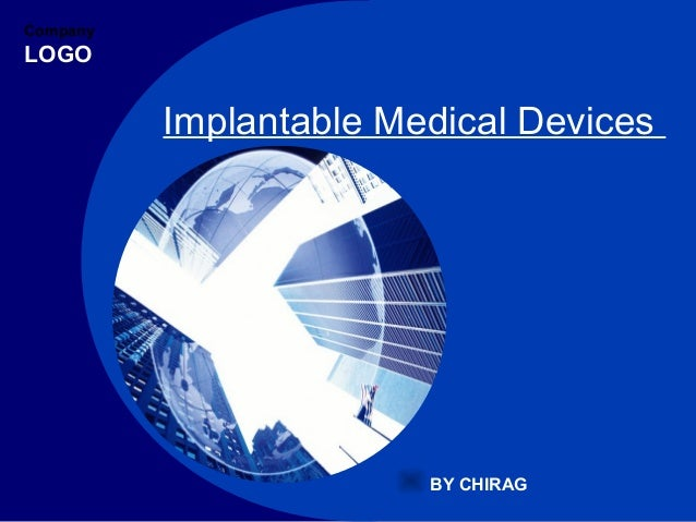 Company LOGO Implantable Medical Devices BY CHIRAG
