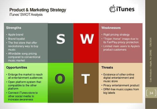Imd Case Analysis Apple Inc 2008