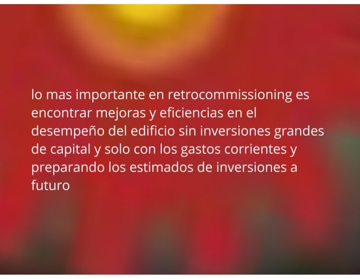 Commissioning en Mexico