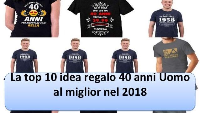 La Top 10 Idea Regalo 40 Anni Uomo Al Miglior Nel 2018