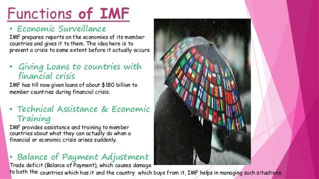 The origins history and impact of the international monetary fund imf