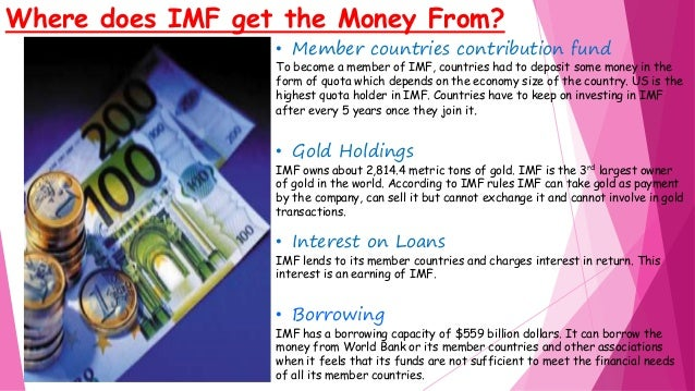 the origins history and impact of the international monetary fund imf The international monetary fund (imf), founded at the bretton woods  conference in 1944,  origins the first half of the 20th century was marked by  two world wars that caused enormous  the impact of imf loans has been  widely debated.