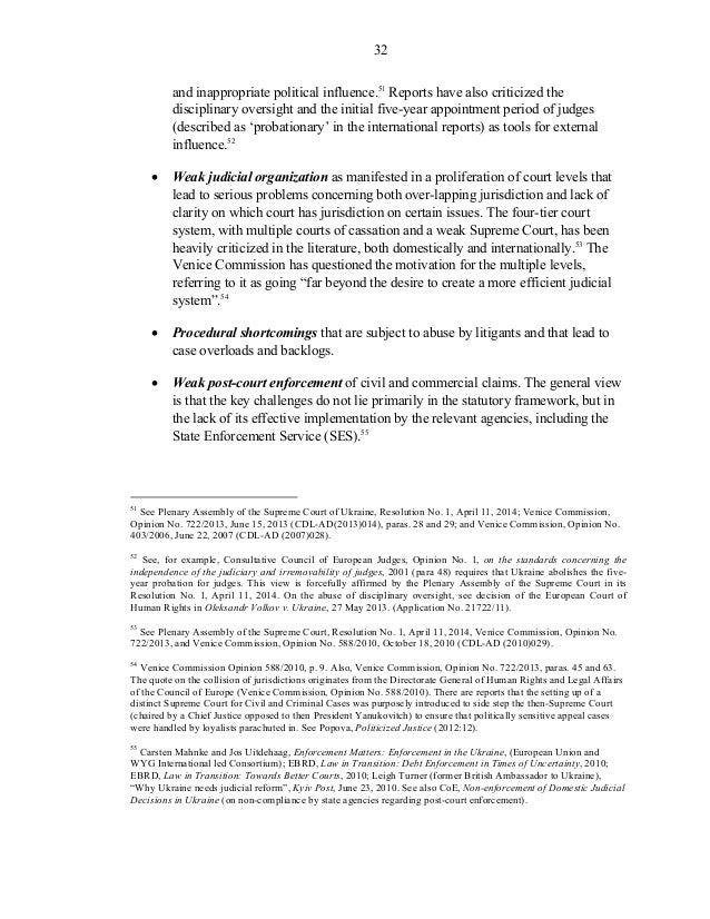 Imf Government Of Ukraine Report On Diagnostic Study Of Governance