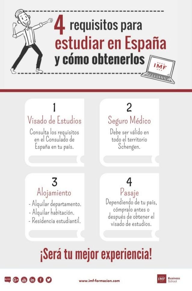 4 Requisitos Para Estudiar En Espana Y Como Obtenerlos