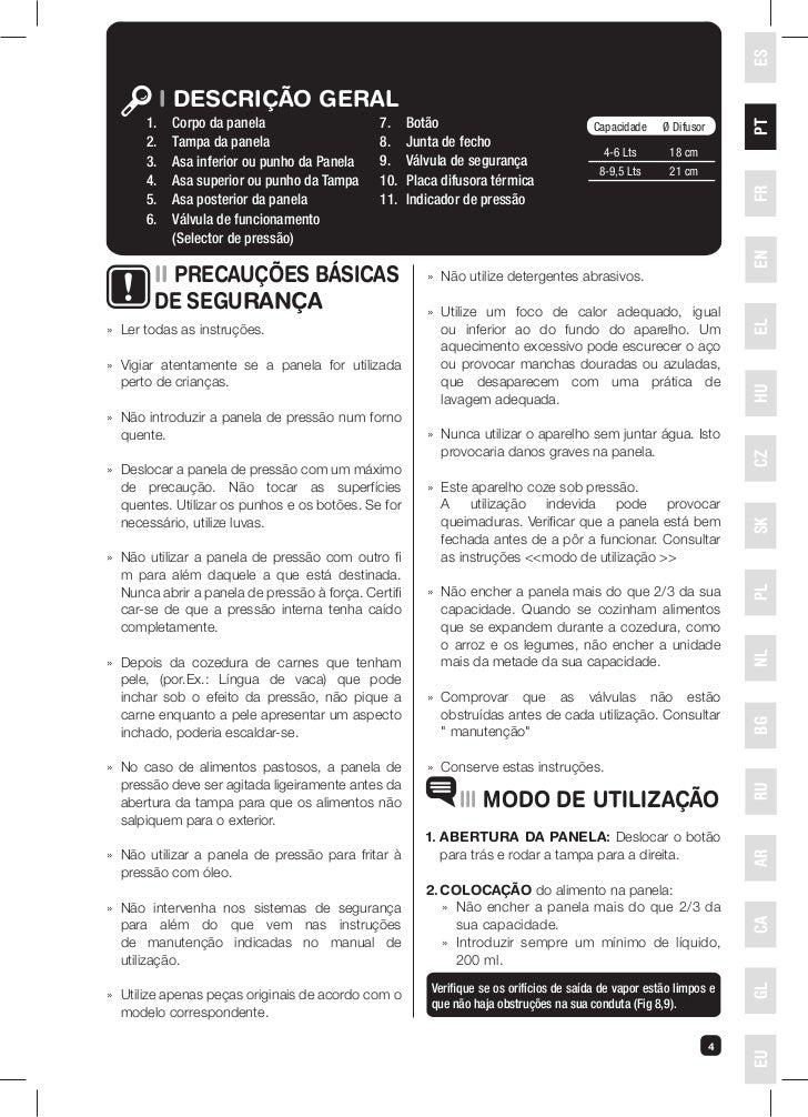 Im fagor pressure cookers servicio tecnico fagor for Servicio tecnico fagor granada